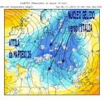 Perturbazione dal Polo Nord: Attila