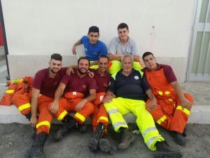 Squadra CRSS a Lesina